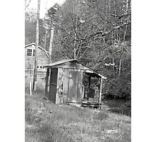 Old Shack 2 Photographic Print