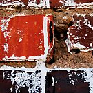 Brick Drips by Peter Baglia