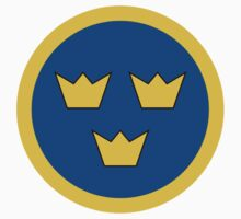 Swedish Air Force Insignia Kids Clothes