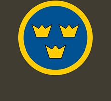 Swedish Air Force Insignia Unisex T-Shirt