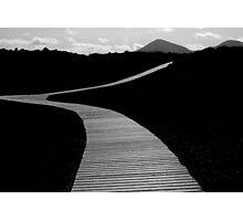 Murlough the Mourne Mountain Path Photographic Print