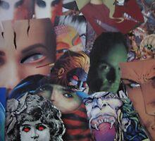 More Collage Work by ellamental