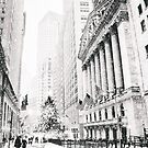 Christmas in New York City by Vivienne Gucwa