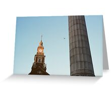 Providence III Greeting Card
