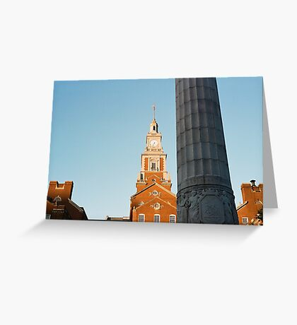 Providence IV Greeting Card