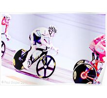 Cameron Meyer Madison world championships 2011 Poster