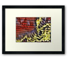 Through the Multiverse Framed Print