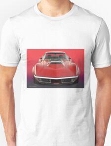 1969 Corvette Stingray VS1 Unisex T-Shirt