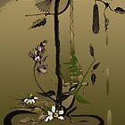 My flowers(1) by kseniako