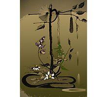 My flowers(1) Photographic Print