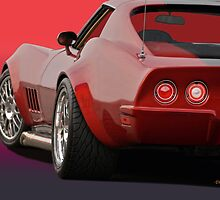 1969 Corvette Stingray VS2 by DaveKoontz