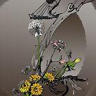My flowers(3) by kseniako