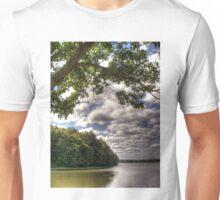 Where earth meets sky Unisex T-Shirt