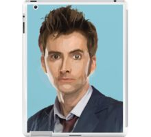 The 10th Doctor Who iPad Case/Skin