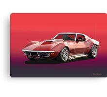 1969 Corvette Stingray Canvas Print