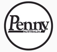 Penny Board Logo by natalie fenton