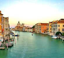 grand canal sunset 2 by guitarzjr28