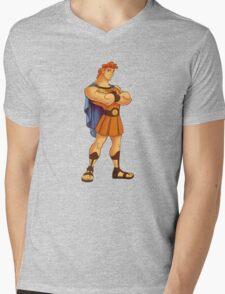 Hercules  Mens V-Neck T-Shirt