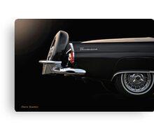 1956 Ford Thunderbird 'The Continental' I Canvas Print