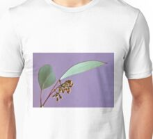 Eucalyptus Leaves And Buds - Macro  Unisex T-Shirt