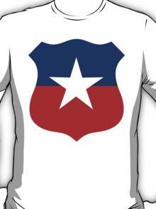 Chilean Air Force Insignia T-Shirt