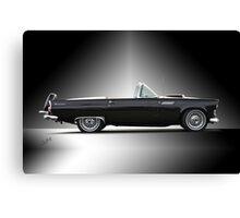 1956 Ford Thunderbird Convertible Canvas Print