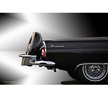 1956 Ford Thunderbird 'The Continental' VS2 Photographic Print