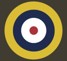 Royal Air Force A1 Insignia by warbirdwear