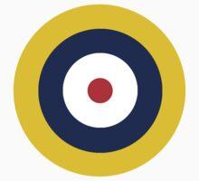 Royal Air Force A1 Insignia Baby Tee