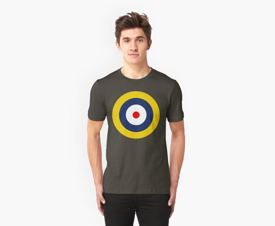 Royal Air Force A1 Insignia by warbirdwear