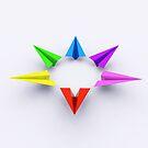 Airplanes Logo by Atanas Bozhikov Nasko