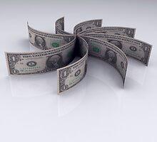 USD by Atanas Bozhikov