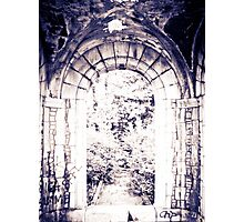 castle way Photographic Print