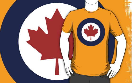 Royal Canadian Air Force Insignia by warbirdwear