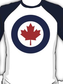 Royal Canadian Air Force Insignia T-Shirt