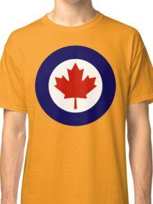 Royal Canadian Air Force Insignia Classic T-Shirt
