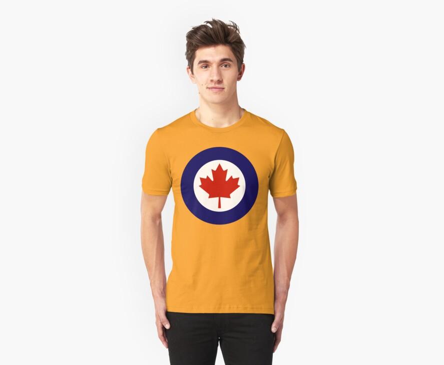 Royal Canadian Air Force Insignia by warbirdwear