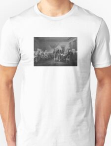 Signing The Declaration of Independence T-Shirt