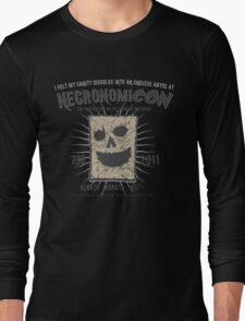 NecronomiCON '11 Long Sleeve T-Shirt