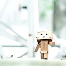 Danbo&#x27;s Morning Stroll Around the Neighborhood by jughead149