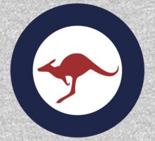 Royal Australian Air Force Insignia One Piece - Long Sleeve