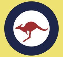 Royal Australian Air Force Insignia One Piece - Short Sleeve