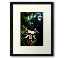 Danbo the Adventurer Framed Print