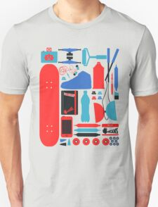 Chose Your Weapons Unisex T-Shirt