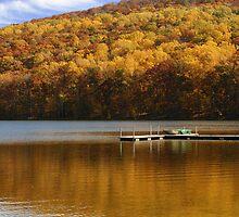 Fall Reflection by BLuke