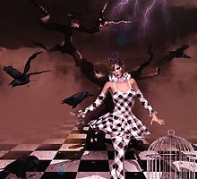 The Raven's Interlude by shutterbug2010