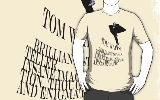 tom waits by bmins001