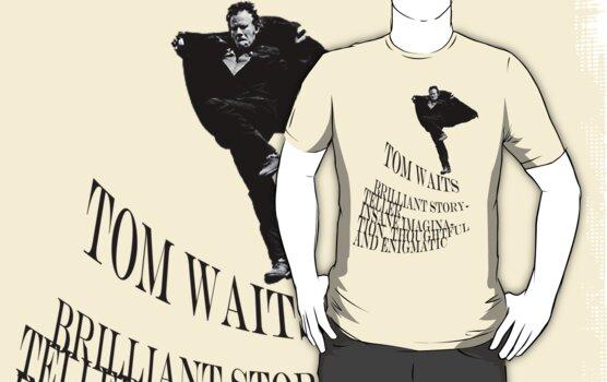 tom waits by bmins001