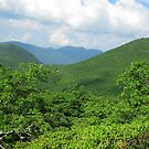 Mountains and Sky - Blue Ridge by glennc70000