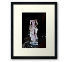 beheaded belle Framed Print